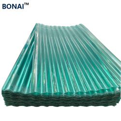 FRPシート水証拠の日曜日のパネルのガラス繊維の屋根ふきの建築材料