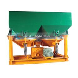 콜탄 광석 처리 장비 신뢰성 있는 성능 지그 분리기 장비