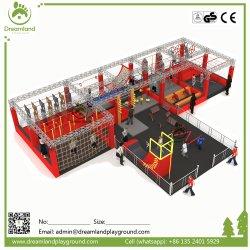Новая конструкция индивидуального людей всех возрастов Professional Challengeable тренажерный зал спорта для использования внутри помещений воин ниндзя препятствием для продажи