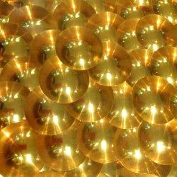 pellicola autoadesiva della laminazione termica di colore giallo dell'obiettivo 3D