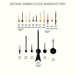 Wand-Taktgeber-Handthermometer und Feuchtigkeits-zweite Hände 5-150mm