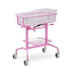 X01-5 Hospital nourrissons bébé lit médical avec des roues