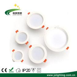 3 가구를 위한 인치 5W 소형 LED에 의하여 중단된 Downlight 정착물을 도매한다