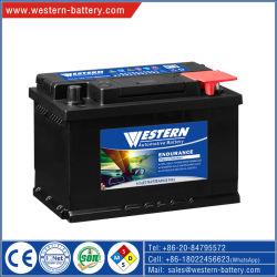 DIN75 75ah beste verkaufenSLA wartungsfreie Autobatteriemf-Automobil-Batterie für Automobilfahrzeug