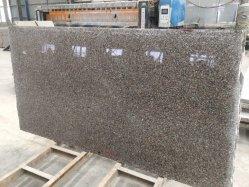 Pedra natural China/preto/rosa/amarelo/marrom/verde/vermelho/branco/azul/cinza/aperfeiçoou/Flamed polido/Sandblasted/G664 escovado lajes de granito para parede/piso exterior