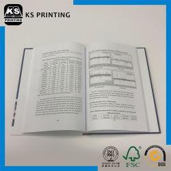 China bajo coste caja personalizada Libro libro de tapa dura la impresión en papel