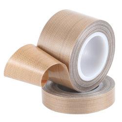 中国の工場PTFEは絶縁体のテフロン付着力のシーリングテープに塗った