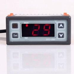 110V 220V Deforsting холодильной установки контроллера температуры