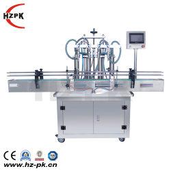 Machine de remplissage de liquide Auto/machine de remplissage de l'eau/liquide de remplissage