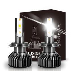 F2 luminosità eccellente Csp 6-PCS-Chipset LED NASCOSTO alogeno tutte le automobili H1 H3 H4 H7 H11 9005 9006 per l'indicatore luminoso dell'automobile del LED