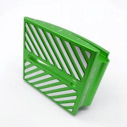 Maquinado CNC de precisión de piezas de aleación de titanio fresado CNC OEM pieza de acero