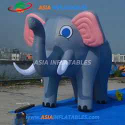 Inflables gigantes decoradas animal elefante de fiesta