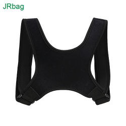Nuovo correttore di posizione di sostegno del raddrizzatore della parte posteriore della cinghia della spalla dei capretti del neoprene