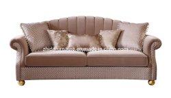 Tissu chinois élégant canapé Meubles de salle de vie
