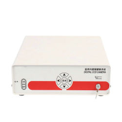 Sistema de cámaras CCD portátil endoscopio para cirugía Ent