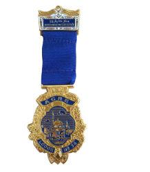 3D personalizadas con la Medalla de Oro (Blue Ribbon YB-LY-C-47)