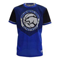 홍보용 광고 드라이 핏(Dri Fit) 통기성 축구 마라톤 러닝 레이스 이벤트 승화 티셔츠