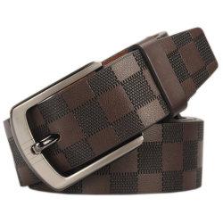 أزياء بالجملة حزام الجلد الأصلي للرجل