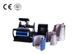 3 в 1 цифровое управление Сублимация кружки кофе печатной машины