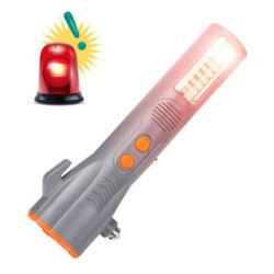 OEM-Logo Billig Hi Low Sos Scuba LED Dive Taschenlampe Wasserdicht 80 m Scuba Dive Light