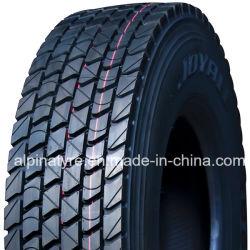 قالب مربع جويس براند 18pr أفضل سعر Raial Drive Steel Tire عجلة الشاحنة (12R22.5)