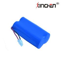 3,7 V Xinchen 18650 1s2p Factory Outlet fait sur mesure 5200mAh Batterie au lithium