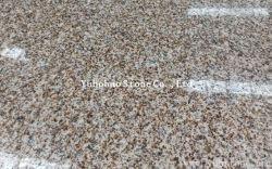 Lastre per pavimentazione in pietra G682, in lastre per pavimentazione, giallo, con finitura a caldo Tessere di granito arrugginito