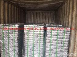 Il lingotto cinese 99.994 del cavo della fabbrica usato per la fabbricazione del cavo le parti della pressofusione o piombo le leghe