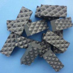 Inserti per pinze in carburo di tungsteno saldati con ganasce di bloccaggio