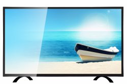 평면 화면 19 24의 32 40 50 55 인치 지능적인 HD 색깔 LCD LED 텔레비젼