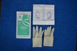 Gants chirurgicaux en latex stériles