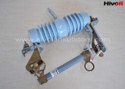 45kv磁器のヒューズの排気切替器の絶縁体