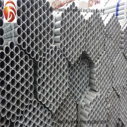 Il bene durevole impedice il tubo d'acciaio galvanizzato rotondo del TUFFO caldo di alta qualità di corrosione