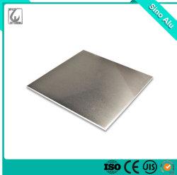 A3003 A3105 ألومنيوم ألومنيوم ألومنيوم ألومنيوم لوحة/ورقة سعر مادة البناء