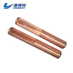 Polidos Tungsten ligas de cobre da haste Wcu W80cu20 Densidade: 15,2 g/cm3 Wcu