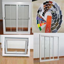 PVC/alumínio Vidro da Porta e janelas com venezianas alimentação China