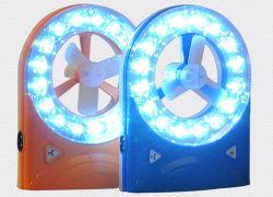 2020 светодиодного освещения регистрации USB вентиляторы