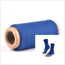 Nm40 OE régénéré pour fils de coton recyclé de chaussettes de fils de CVC de TC