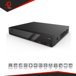 H. 265 32CH IP Netowrk Videorecorder Onvif 4K NVR