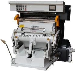Machine d'estampage et de découpage de clinquant de contrôle de programme (TYMK-750)