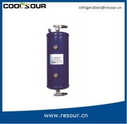 冷房装置、縦の液体の受信機のためのResourオイル貯蔵所