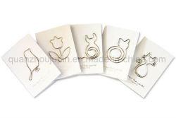 Custom Creative Verschiedene Metal Animal Clip Book Mark Lesezeichen