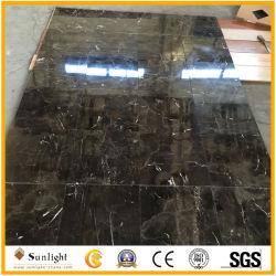 Темный Эмперадор коричневого мрамора слоев REST Сергей И. Мареев коричневый/Walling пол выложен мраморными плитками