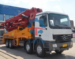 2011 Mercedes Benz 섀시 Sany 46m 콘크리트 펌프 트럭