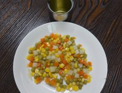 Qualidade superior de cultura fresca comida Seleta de Legumes em Conserva