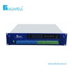 Multiportas FTTX PON EDFA WDM CATV, compatível com a Huawei Olt/ONU