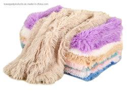 Coral Fleece Design Pet Cushion Dog zachte warme pads