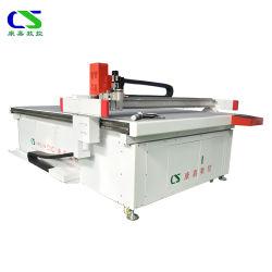 Fresatrice CNC per taglio pneumatico Sponge schiuma per taglio a caldo Per l'industria dei divani