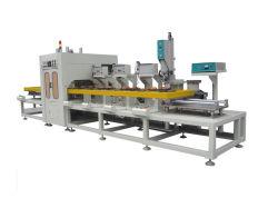 Machine à laver le plastique Balance Ring/Drum Machine à souder la plaque chauffante