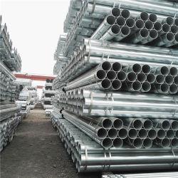 200mm de diâmetro St37 tubo de aço leve peso leve de tubos sem costura em aço galvanizado